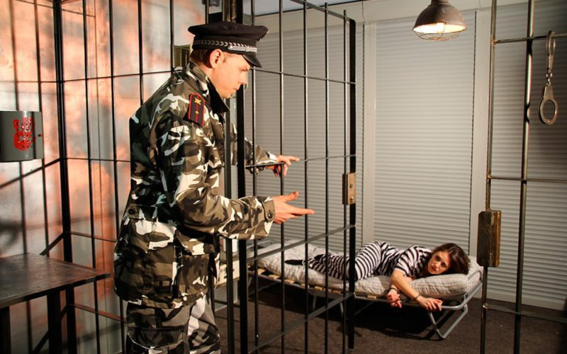 Prison Escape – Performance Show